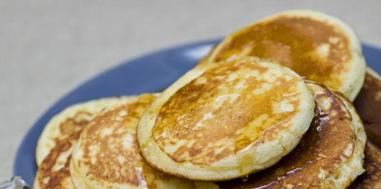 Pain de cake (pancakes)
