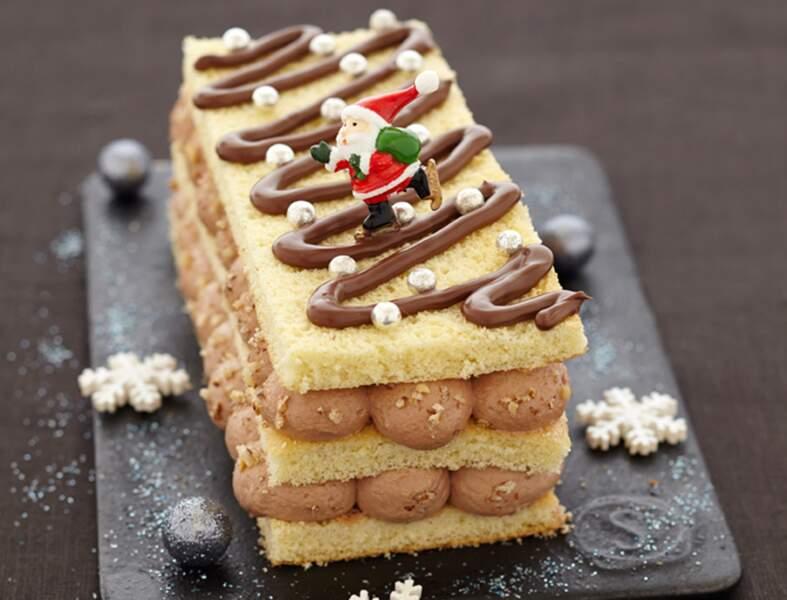 Au Nutella, la fantaisie de la mère Noël