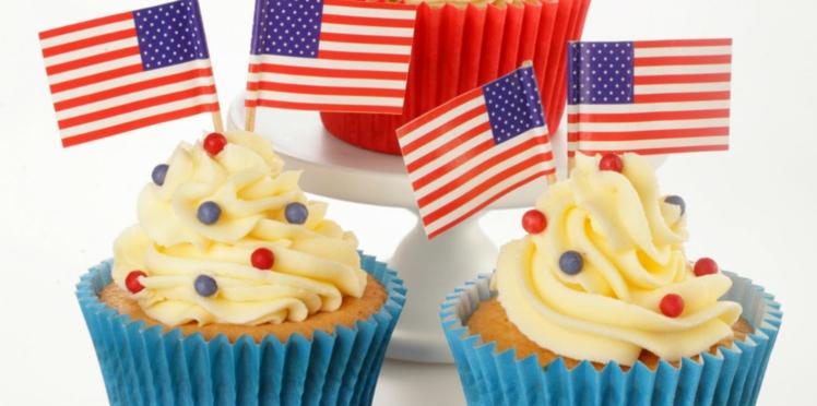 Cupcakes américains