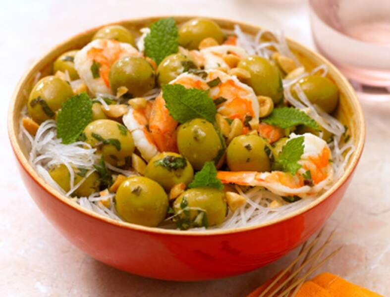 Bo Bun aux olives