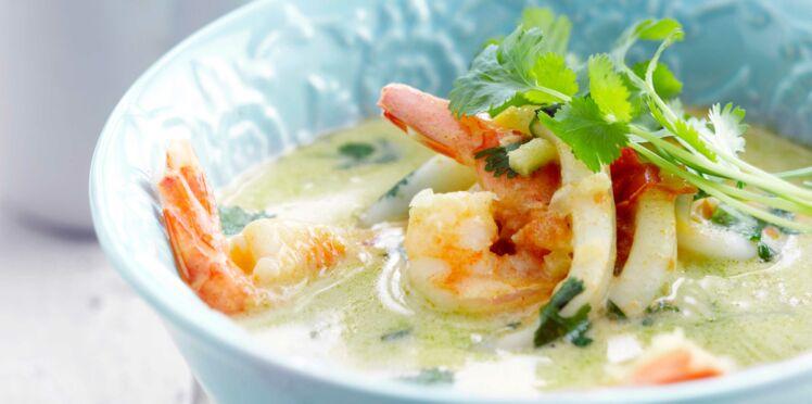 Poulet-coco, soupe, curry… 40 recettes pour cuisiner le lait de coco