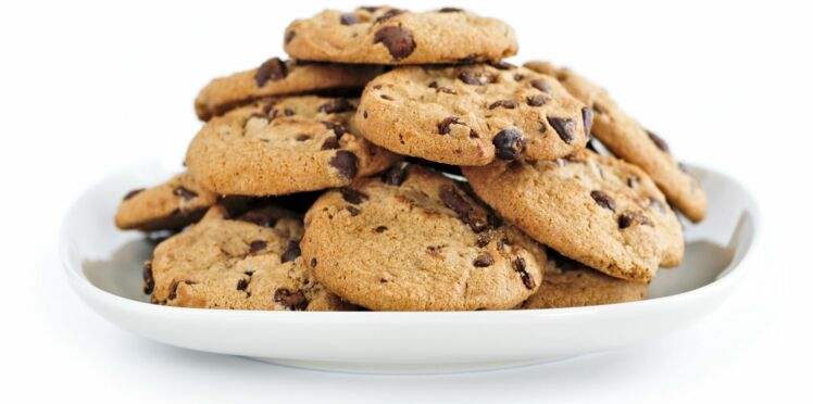 Cookies vegan healthy 273kcal les 2