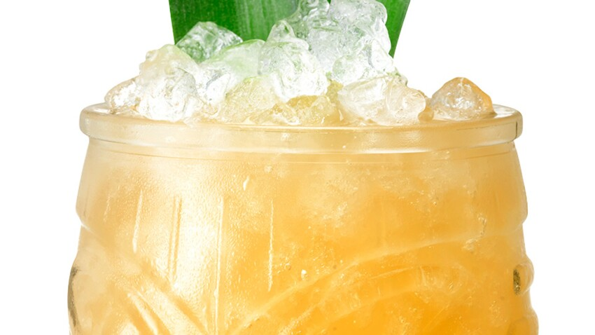 Cocktail exotism James