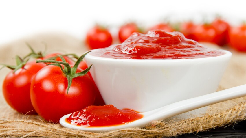 Sauce tomate au vin rouge