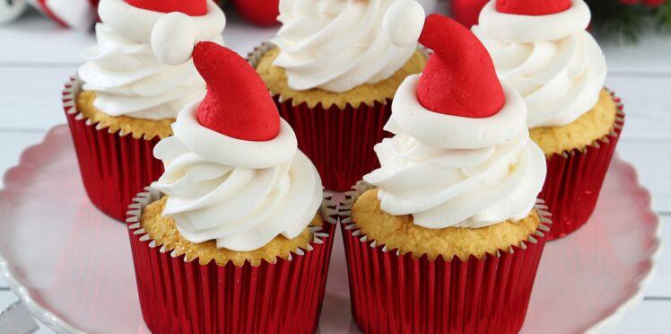 Muffins du père Noël