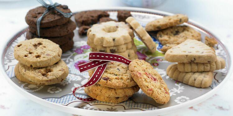 Biscuits pour le goûter des enfants