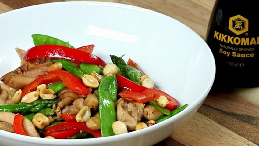 La sauce soja : toutes nos recettes avec ce condiment qui ne sert pas qu'à manger des sushis