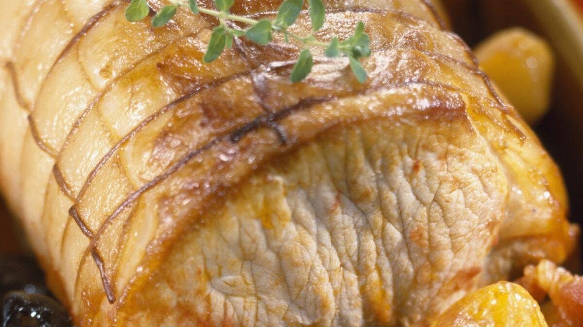 Rôti de porc de Magali