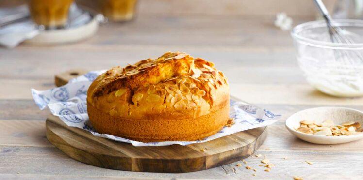 Gâteau moelleux à la vanille sans lactose