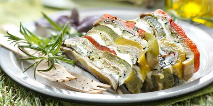 Les terrines de légumes, faciles et légères pour l'été !