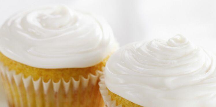 Cupcakes anglais de Tata Geraldine