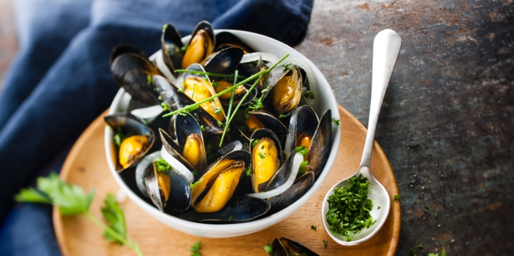 Cookeo : moules marinières express