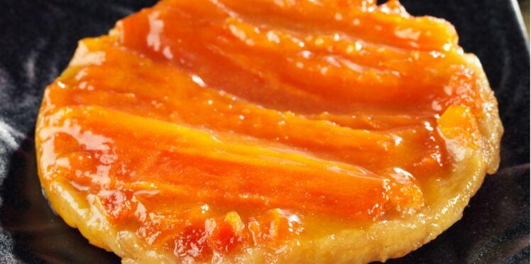 Tatinettes papaye et oranges confites