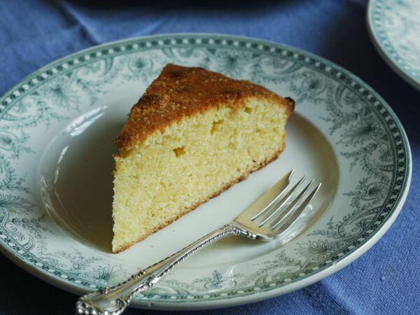 Cake Pommes Sans Oeufs Laurent Mariotte Video