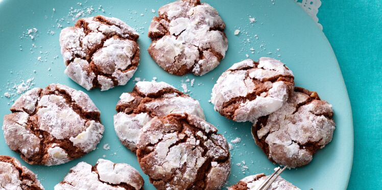 Crinckles au chocolat