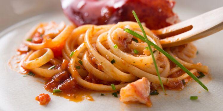 Linguine Academia Barilla au homard
