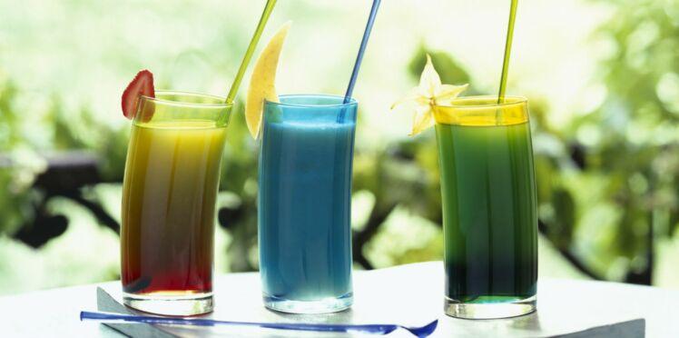 Cocktail tropical rapide et facile