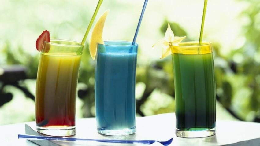 Cocktail Tropical Rapide Et Facile Decouvrez Les Recettes De Cuisine De Femme Actuelle Le Mag