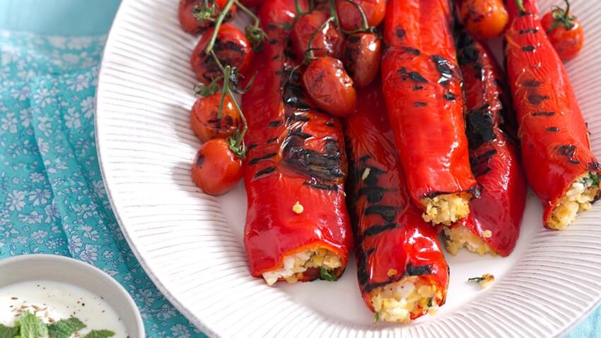 Frais, en bocaux ou surgelés, cuisinez le poivron sous toutes ses formes avec nos recettes faciles et estivales !