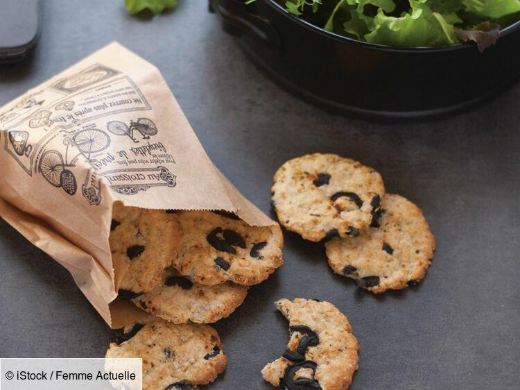 Cookies-repas au chèvre et flocons d'avoine : découvrez les recettes de  cuisine de Femme Actuelle Le MAG