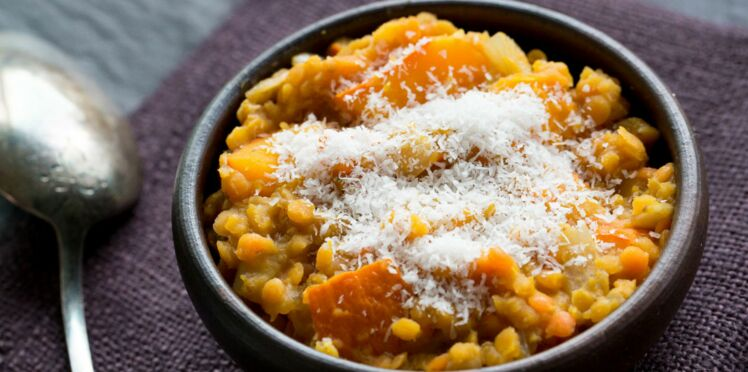 Curry de potimarron