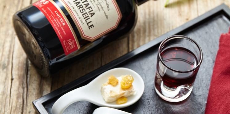 13 desserts provençaux et Ratafia de Marseille