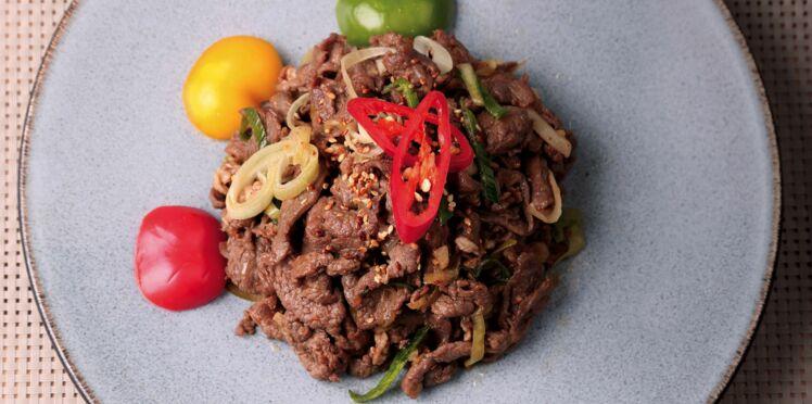 Bulgogi  (barbecue coréen)
