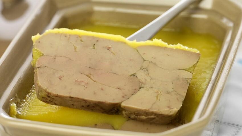 Foie gras au porto