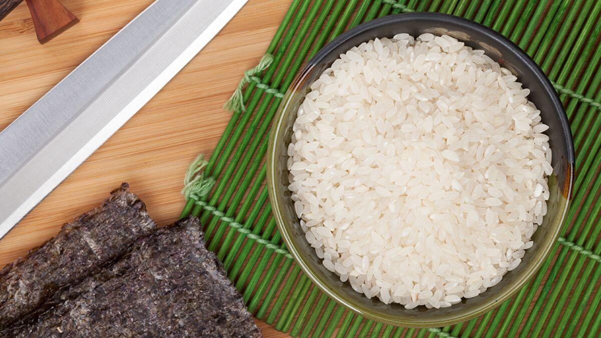 Recette du riz pour sushi
