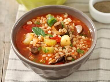 La soupe-repas, l'alliée du dîner