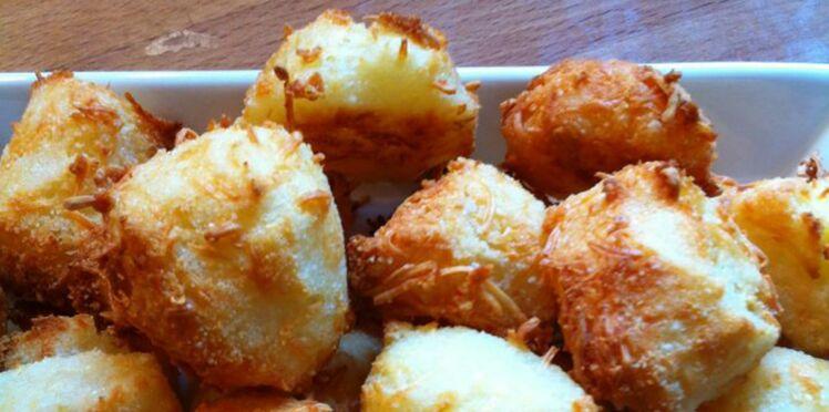 Pain au fromage ou Pão de queijo