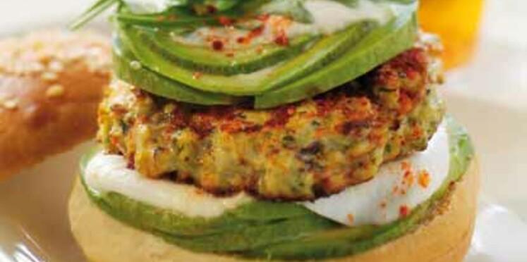 Nos recettes de Burgers maison