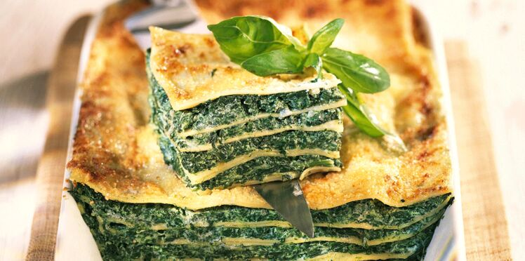 Lasagnes florentines