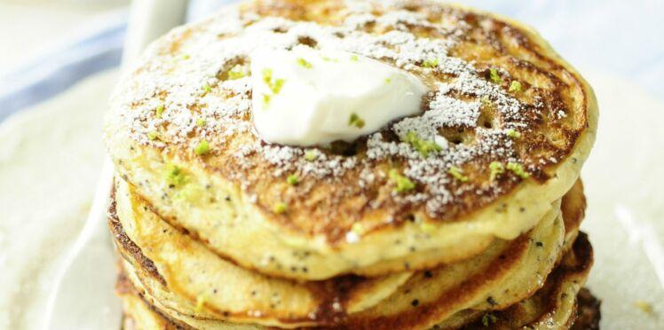 Pancakes parfumés