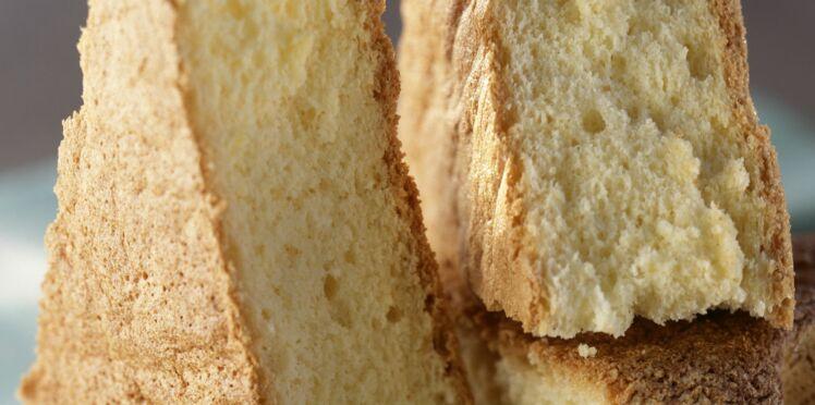 Biscuit de Savoie à l'ancienne