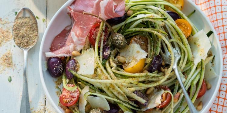 Salade aux saveurs du Sud