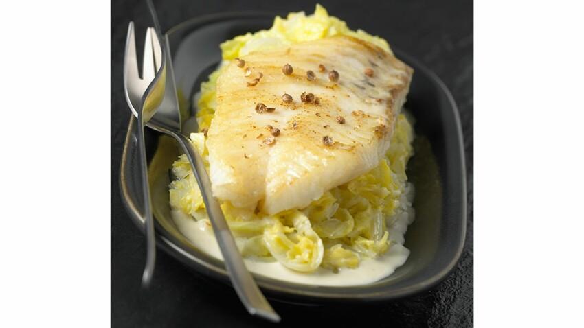 Cabillaud aux endives : découvrez les recettes de cuisine de Femme Actuelle  Le MAG