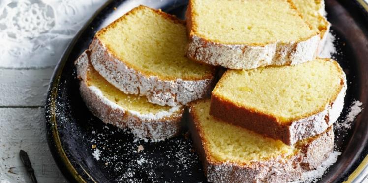 Gâteau au vin blanc