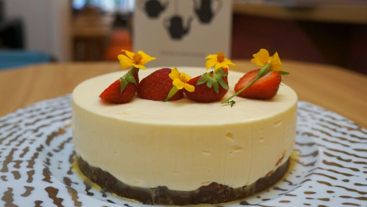 La recette du cheesecake de Jonathan Blot