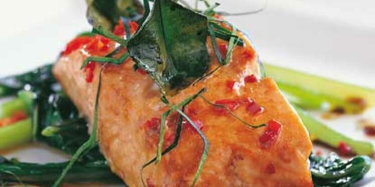 Mes meilleures recettes gourmandes : Saveurs du poisson