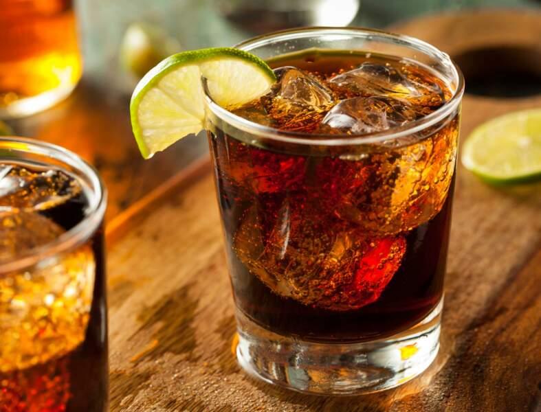 Cocktail pour le Sagittaire : le Cuba Libre