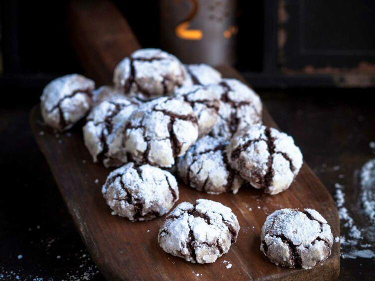 Boules chocolat des neiges : découvrez les recettes de cuisine de Femme Actuelle Le MAG