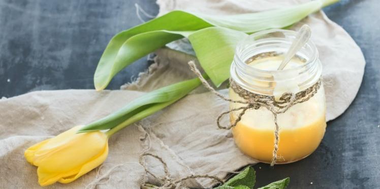 Mousse au citron trop facile