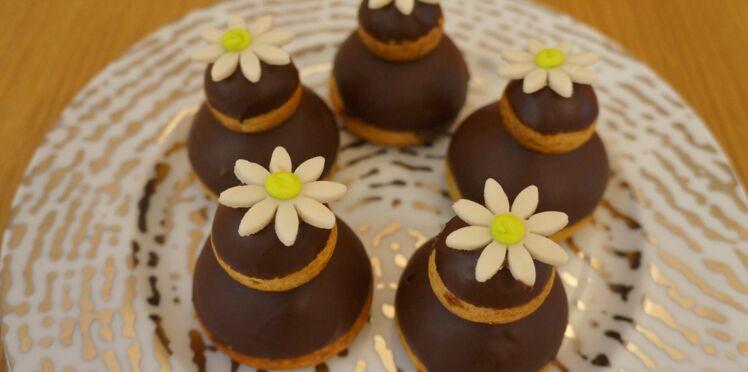 La recette de la religieuse au chocolat de Jonathan Blot
