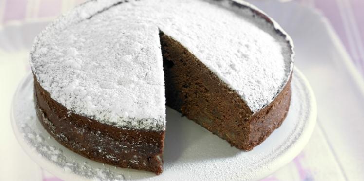 Gâteau rapide au chocolat