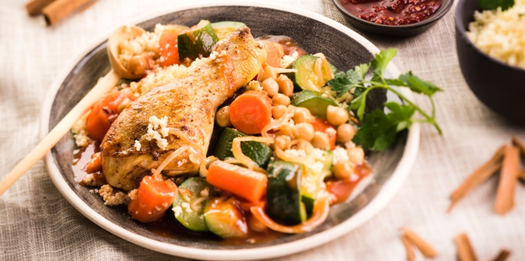 Cookeo : couscous express