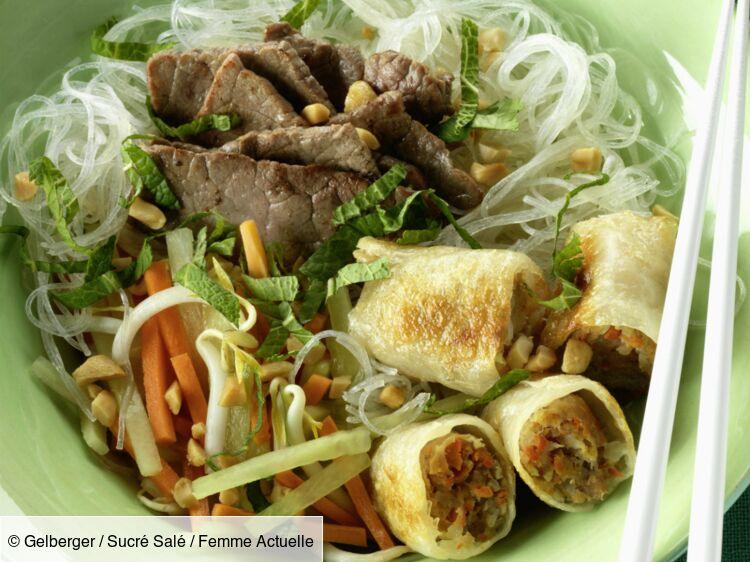 Bo Bun : découvrez les recettes de cuisine de Femme Actuelle Le MAG