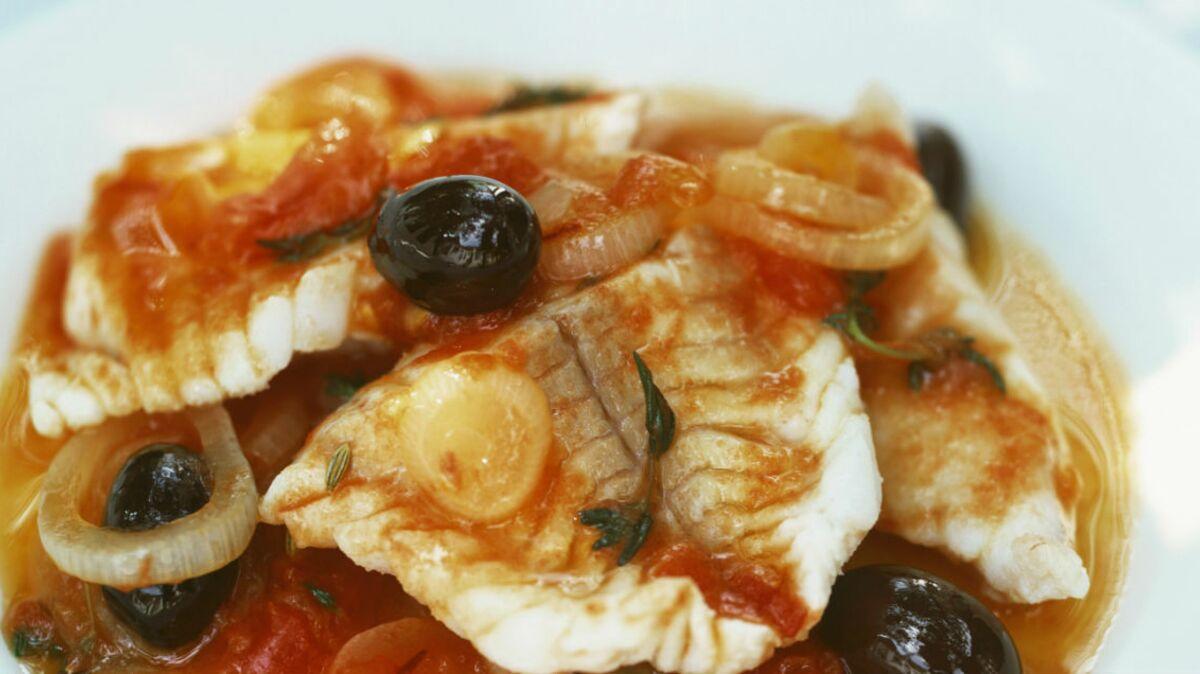 Filets de panga à la provençale