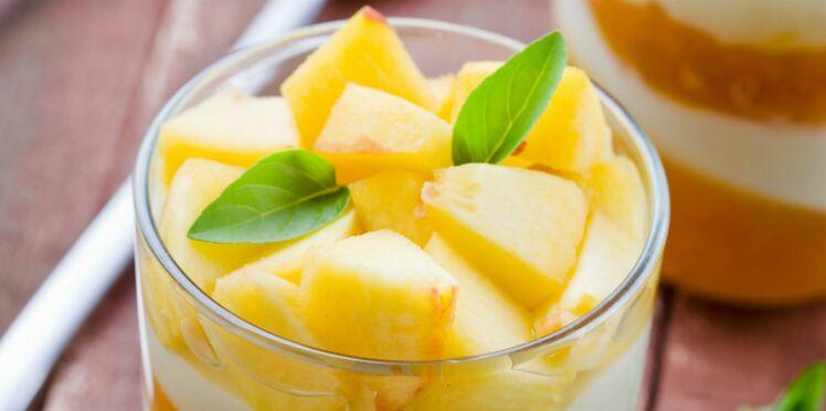 Tiramisu express à la mangue