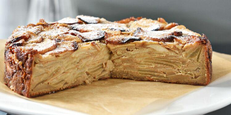 Gâteau aux poires 5 4 3 2 1